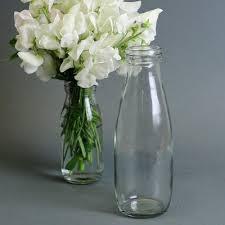 Galvanised Vases Glass Vases Wedding Mall
