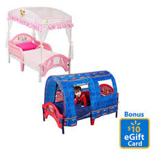 walmart toddler beds walmart hot deal on character canopy toddler beds freebies for