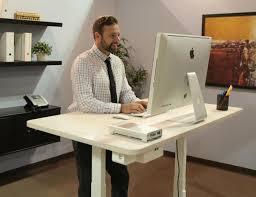 Standing Or Sitting Desk by 10 Standing Desks For A Productive Work Life U2013 Gadget Flow U2013 Medium
