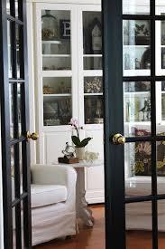 Interior White French Doors Best 25 Black Interior Doors Ideas On Pinterest Black Doors