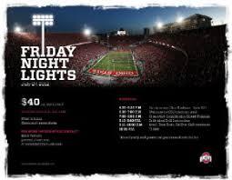 friday night lights ohio friday night lights brings big talent to columbus eleven warriors