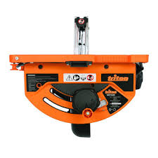 Contractor Triton 10 In 15 Amp Contractor Saw Module For Use With Workcentre