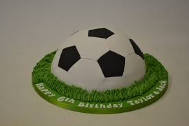 football cake toppers half football cake boys birthday cakes celebration cakes
