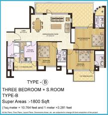 1600 sq ft floor plans spaze privy gurgaon projects property in gurgaon