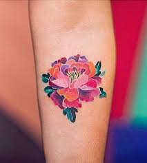 watercolor tattoos that beautifully transform skin into a canvas