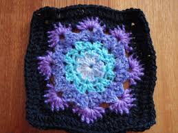 free pattern granny square afghan ravelry woolly s snowflake square pattern by letitia sherriff