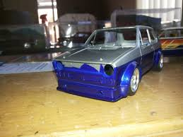volkswagen rabbit custom vw rabbit on the workbench model cars magazine forum