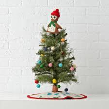 live tabletop christmas trees christmas lights decoration