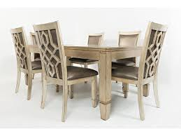jofran dining room rectangle dining table 1650 78 tip top
