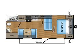 5th Wheel Camper Floor Plans by Voyager Rv Centre New Rvs Class A Class C 5th Wheels Trailers