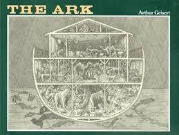 Ark Blueprint List The Ark Arthur Geisert 0046442430784 Amazon Com Books