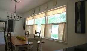 curtains kitchen curtain ideas awesome yellow cafe curtains