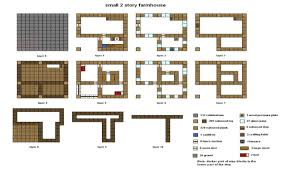 minecraft house ideas blueprints
