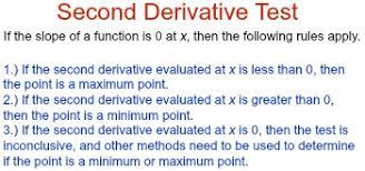 solving min max problems using derivatives study com