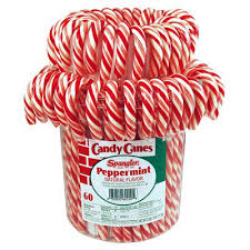 Where To Buy Candy Canes Buy Candy Canes Peppermint Red White Bucket 60 American Food Shop