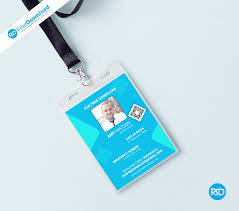 office identity card free psd psd free download