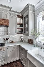 grey kitchen decor ideas stunning 41 stunning kitchen decorating ideas for and