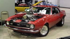 blown camaro 1968 chevrolet camaro ss blown 468 supercharged 800hp