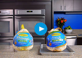 how to choose a turkey butterball