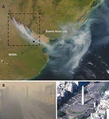 Wildfire Scientific Definition by Impact Of Wildfire Smoke In Buenos Aires Argentina On Ocular Surface