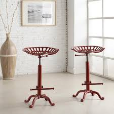 target threshold bar stools magnolia home bar stools target threshold industrial