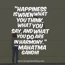 picture quotes happiness the realistic optimist