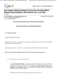 letter format for interview call gallery letter samples format