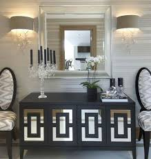 sideboards astounding mirrored buffet cabinet mirrored buffet