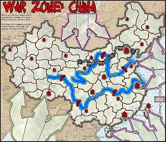 warzone maps war zone china map