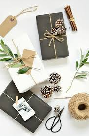 Handmade Gift Wrapping Paper - 42 creative ideas on how to pack gifts in an original way u2013 fresh