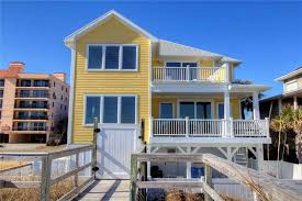 Sunflower House  Carolina Beach Realty