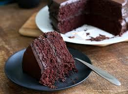 vegan chocolate cake chocolate peanut butter ganache vegan
