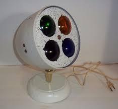 prisma lite rotating color wheel general electric model 899 w box