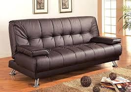 futon critic brown futon chair myubique info