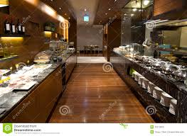 Restaurant Buffet Table by Breakfast Buffet Restaurant Food In A Hotel Stock Photo Image