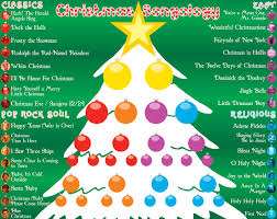Christmas Tree Songs Christmas Songology Which Christmas Song Is Best Busted Halo