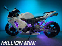 Led Lights For Motorcycle Motorcycle Led Light Kits Accessories And Lights Upgrades