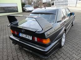 1990 mercedes benz 190e evo ii german cars for sale blog