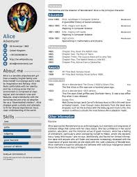 Excellent Resume Sample Cv In Tabular Form 18 Tabular Resume Format Templates Wisestep