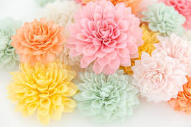 wooden flowers soft sherbet collection artificial flowers wooden flowers