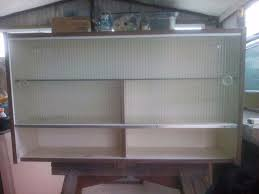 2 retro 1960 70s kitchen wall cabinets for sale in norwich