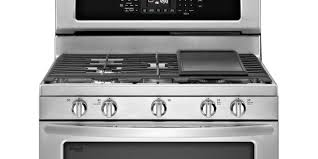 Gas Cooktop Sears Kitchenaid Gas Range Model Kgrs308bss0 Review