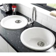 Modern Kitchen Sinks Adding Decorative Accents To Functional - Round sinks kitchen