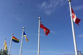 Manitoba Flag Um Today U Of M Pride 2017