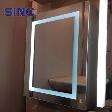 Bathroom Mirror Cabinets With Light by Bathroom Mirror Cabinets With Led Lights Www Islandbjj Us