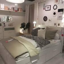 Schlafzimmer Einrichtung Ideen Gemütliche Innenarchitektur Schlafzimmer Einrichten Ideen Ikea