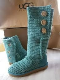 ugg australia cardy sale ugg australia cardy knit boots pool aqua turquoise s us sz