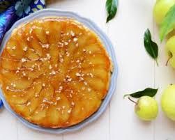 tarte tatin cuisine az recette de tarte tatin légère sans pâte