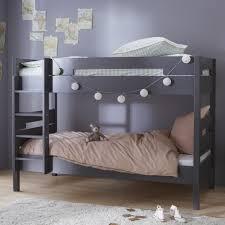 chambre lit superposé lit superposé avec sommiers gris 90x190 tomagrim01