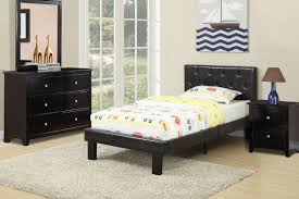 Black Twin Bed F9415t Twin Bed Frame